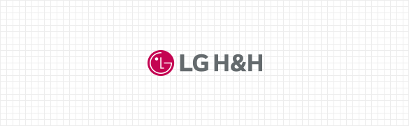 LG Household & Health Care(영어 CI 로고타입)